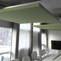 Plafond- horizontal